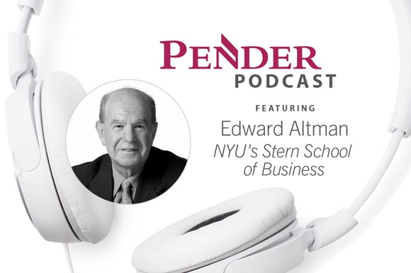 Episode 46 – Profiles in Credit – Professor Edward Altman